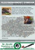 VILDSVINEMARINERET SVINEKAM - Onsild Slagtehus - Page 2