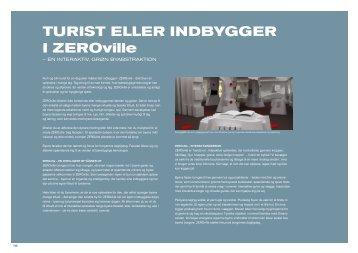 TURIST ELLER INDBYGGER I ZEROville - EN INTERAKTIV ...
