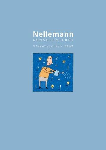 Nellemann Konsulenterne 1999 - Ib Ravn