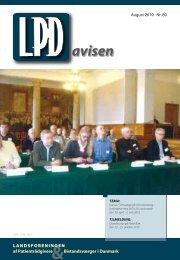 Nummer 80 (august 2010) - Landsforeningen af Patientrådgivere ...