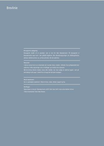 Brevlinie samlet.pdf - Banedanmark