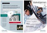 Vaskebjørnen marts 2007 - Electrolux Laundry Systems
