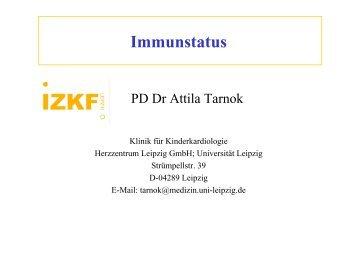 Immunstatus - Leipzig-Medizin.de