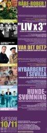 Sæson 2010-2011 - Teaterkredsen Mariagerfjord