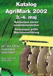 AgriMark 2002 - LandbrugsInfo