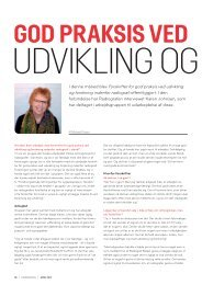 Interview med Karen Johnsen i forbindelse med udgivelsen