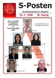 S-Posten nr. 4 2008.pmd - Slagelse