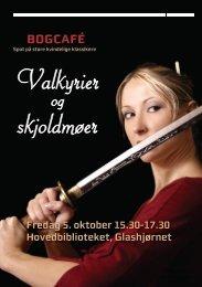 Valkyrier skjoldmøer - Aalborg Bibliotekerne