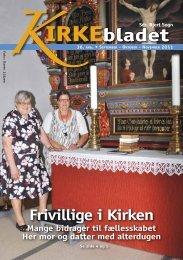 KIRKEbladet - Sdr. Bjert Kirke