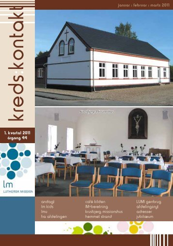 kreds :kontakt - Luthersk Mission i Vestjylland