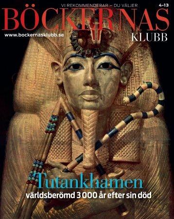 världsberömd 3 000 år efter sin död - Böckernas Klubb
