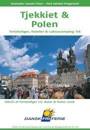 Tjekkiet & Polen - Dansk Fri Ferie