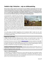 Læs Lars Holtens artikel om projektet her! - Sagnlandet Lejre