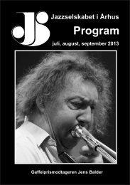 JS blad 03/2013 - Jazzselskabet i Aarhus
