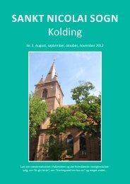 Kirkeblad nr. 3, august - november 2012 - Sankt Nicolai Sogn