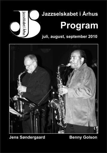JS blad 03/2010 - Jazzselskabet i Aarhus
