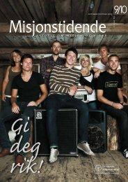 aktuelt om misjon og kirke - Det Norske Misjonsselskap