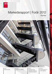 Markedsrapport | Forår 2012 - DTZ
