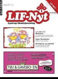 LIF-NYT Lystrup Idrætsforening