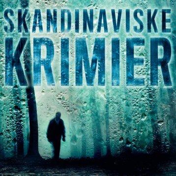Skandinaviske krimier - og det som ligner - Ikast-Brande Bibliotek