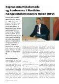 Profil af en afdelings- formand - Fængselsforbundet - Page 4