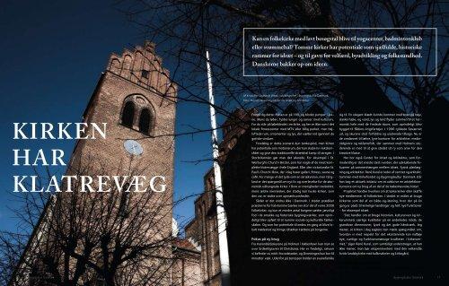 Kirken har klatrevæg.pdf - Bygningskultur Danmark