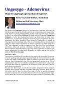 Ungesyge - Adenovirus - Dansk Brevduesport - Page 3
