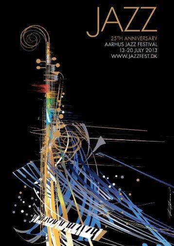 Printed program - PDF - Aarhus International Jazz Festival