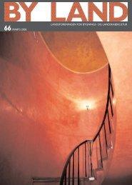 By & Land - Marts 2005.pdf - Bygningskultur Danmark
