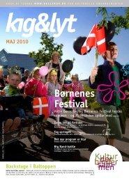 Kig & Lyt maj 2010 - Ballerup Kommune