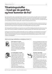 Opgaver til side 10-11 - Dansk Varefakta Nævn