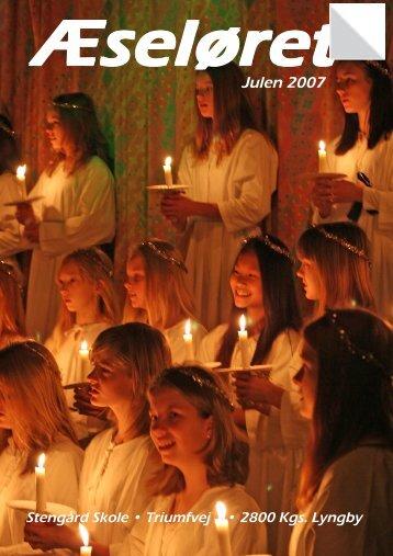 2007 4. Jul æseløret - Stengård Skoles hjemmenside