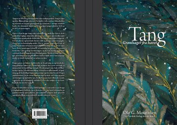 Brochure om bogen - Tang - grøntsager fra havet