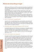 Medicinsk behandling af angst - Angstforeningen - Page 2