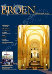 Broen 2004-1.pdf - Den katolske kirke