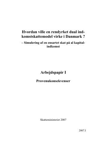 Dokumentet i pdf-format - Skatteministeriet
