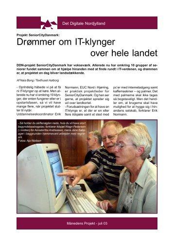 m nedens projekt DECEMBER 02 - Det Digitale Nordjylland
