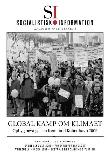 SI nr. 224 - Socialistisk Information