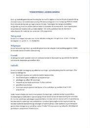 terrestrisk laserscanning - Kort og Landmålingsteknikernes Forening