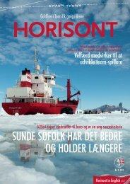 horisont - Handelsflådens Velfærdsråd