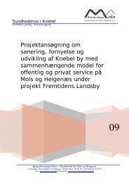 Fremtidens Landsby - Borgerforeningens Mols
