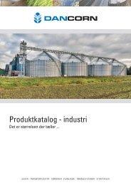Produktkatalog - industri - Home | dancorn.ro