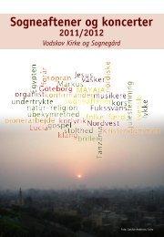 kalender 01.indd - Vodskov Kirke