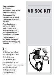 VD 500 KIT - Folke-Larsen