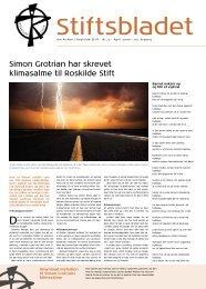 April - Roskilde Stift