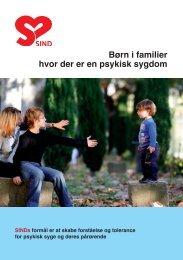 Børn af psykisk syge forældre - Landsforeningen Sind