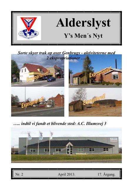 Alderslyst Y's Men's Club