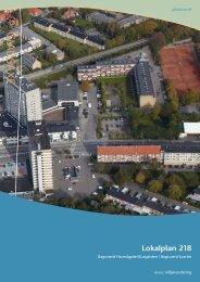 Lokalplan 218.indd - Gladsaxe Kommune