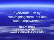 Social innovation og empowerment af udsatte ... - Ny i Danmark