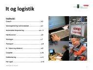 It og logistik i Coop - Emu